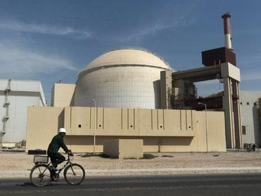 Iran looking at breaking uranium stockpile limit within 10 days, statement puts pressure on Europe to improve terms for nuclear deal