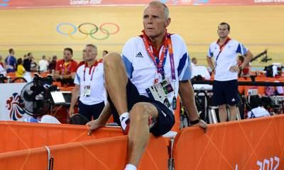 Bradley Wiggins And Coach Shane Sutton Hurt