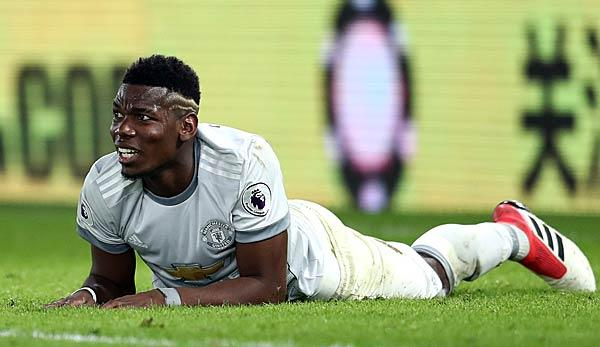Champions League: Paul Pogba bei Manchester United: Bröckelnde Unantastbarkeit
