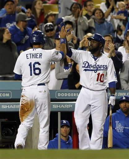 Walk in 9th leads Dodgers past Cardinals 6-5