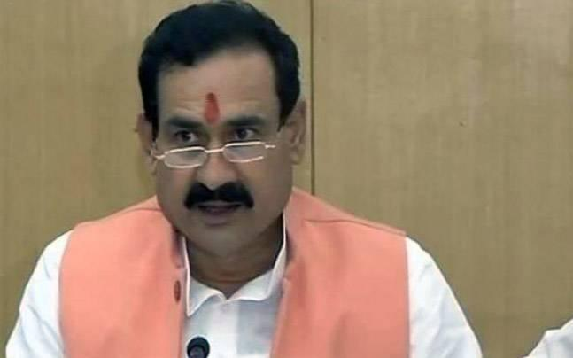 Madhya Pradesh Minister Narottam Mishra Disqualified From Voting In Presidential Poll