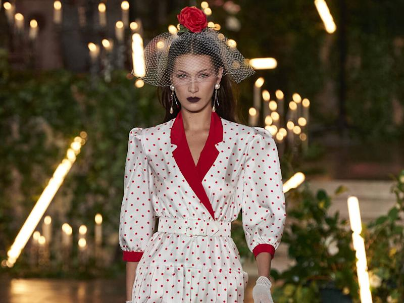 Rodarte offers up vampire chic for fall 20 collection