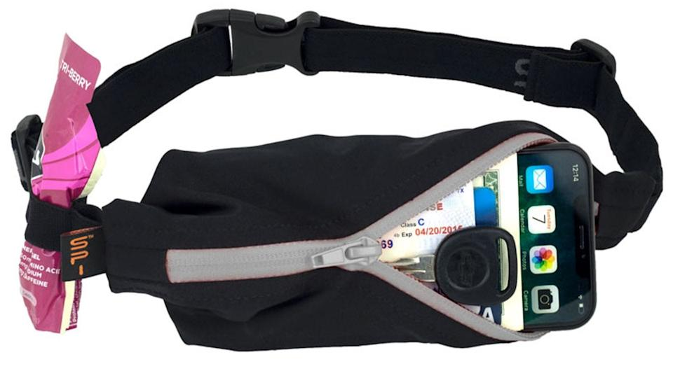 Best health and fitness gifts 2020: SPIbelt Performance Series Water-Resistant Running Belt
