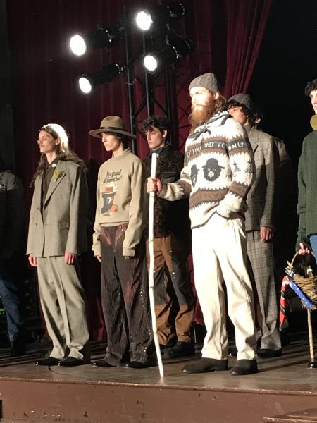 The Phipps 2020-2021 fall-winter menswear show in Paris