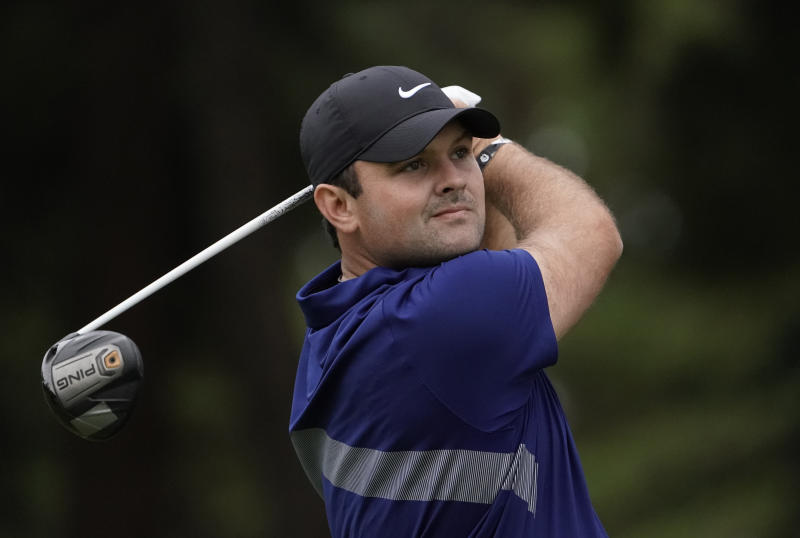 As a captain's pick for the first time, Patrick Reed is ready to prove his worth at the Presidents Cup next month in Australia. (AP/Lee Jin-man)