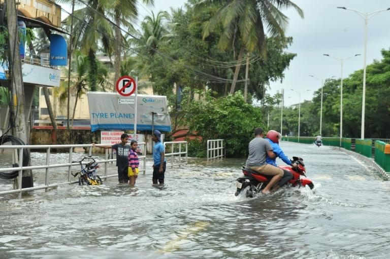 People all over Kerala have made panic-stricken appeals on social media for help, saying they cannot make contact with rescue services