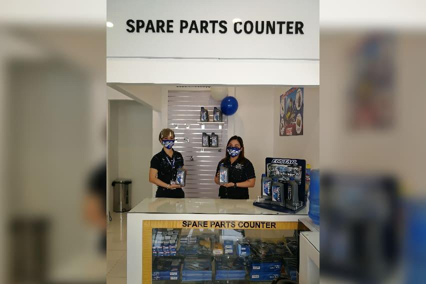 Spare-Parts-Counter