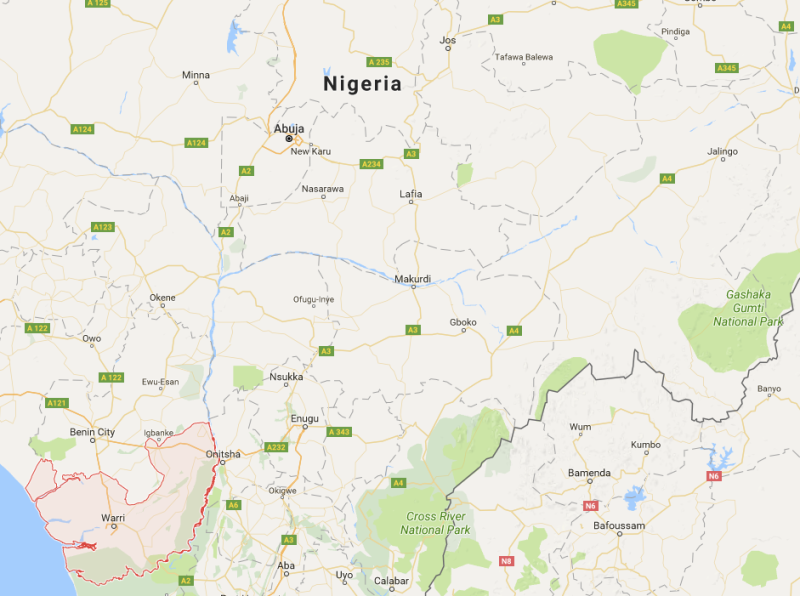 Kidnapped Briton killed in Delta
