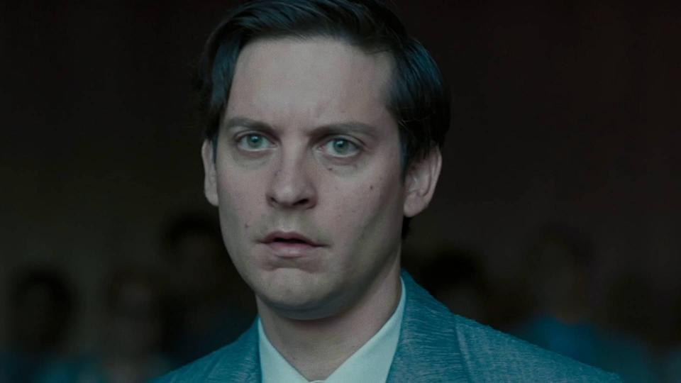 Pawn Sacrifice came out the same year that Molly Bloom blasted Maguire in her memoir Molly's Game
