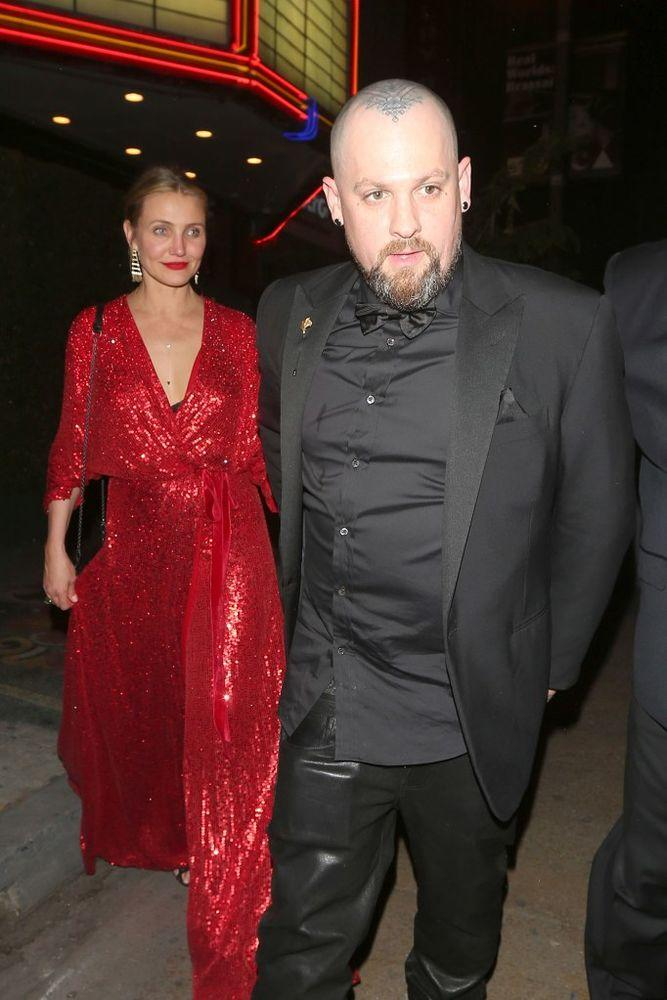 Cameron Diaz, Benji Madden | Photographer Group / Splash News