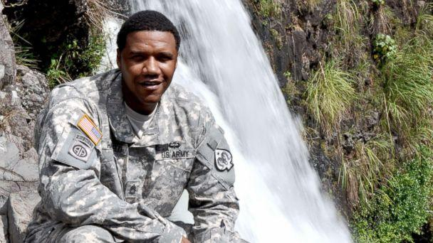PHOTO: Sgt. 1st Class Charleston Hartfield of the Nevada Army National Guard was one of the people killed in Las Vegas after a gunman opened fire, Oct. 1, 2017, at a country music festival. (Nevada Office of the Military )