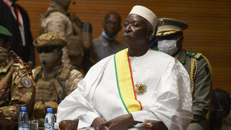 Mali's interim President Bah Ndaw sworn in, promises to cede power within 18 months