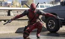 <p>Foul-mouthed and violent – how will Deadpool fit in at the Mouse House? (Fox) </p>