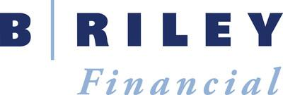 B. Riley Financial logo (PRNewsFoto/B. Riley Financial, Inc.)