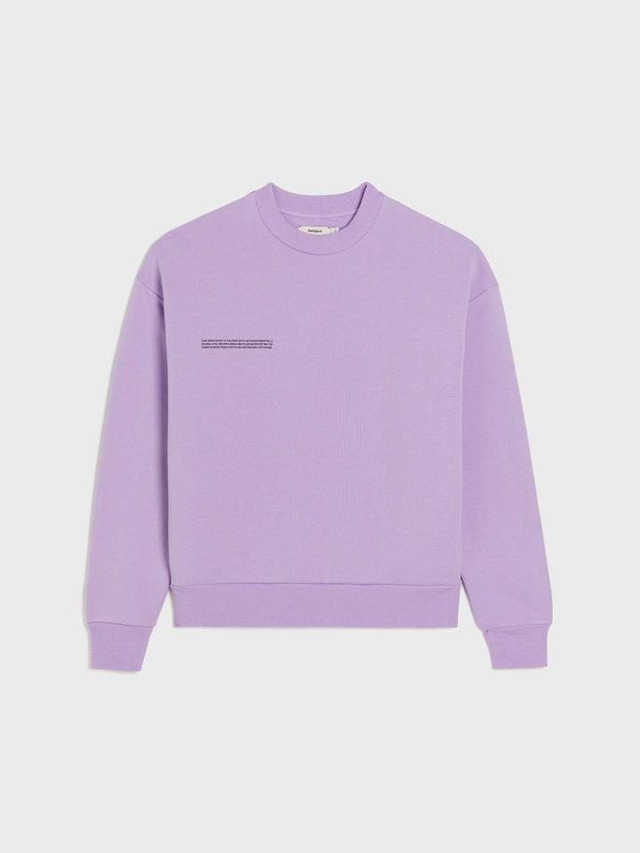 """<p>""""I'm not quite over loungewear, and all of my pieces are mostly neutrals. I'm in the mood to brighten things up this spring and this <span>Pangaia Heavyweight Recycled Cotton Sweatshirt</span> ($130) is at the top of my wishlist. - KJ</p>"""