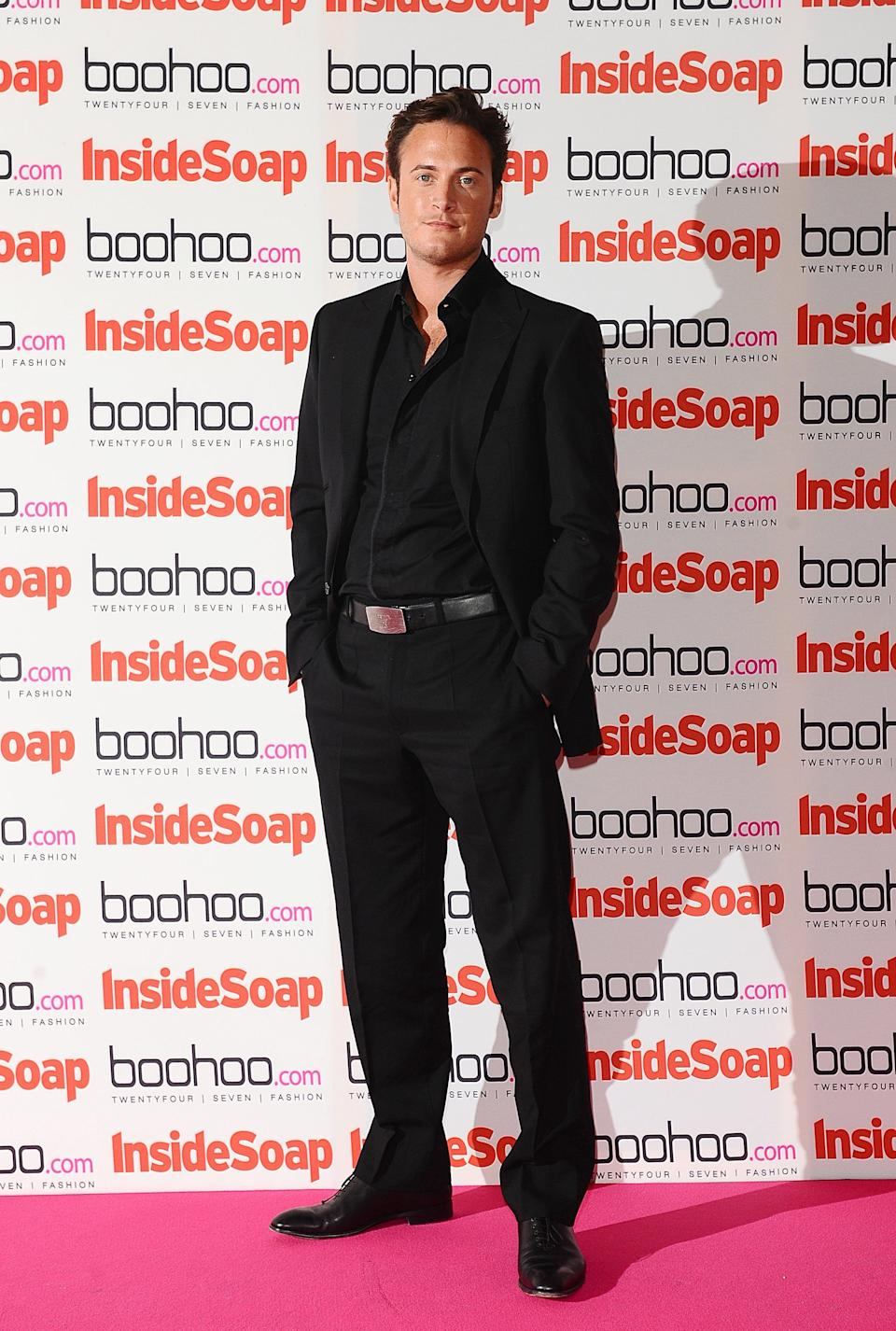 Gary Lucy went from from 'Hollyoaks' to 'EastEnders', via 'The Bill' and 'Footballer's Wives'.