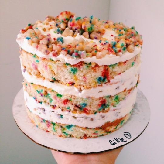 I Learned How To Make Birthday Cake From The Masters At Milk Bar