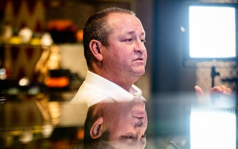 Mike Ashley - Credit: John Nguyen/JNVisuals
