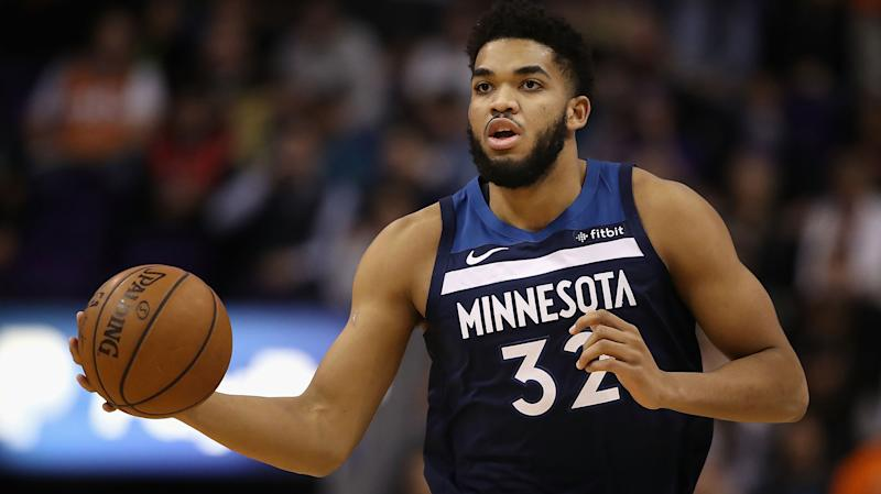 Bad vibes for KAT in Minnesota right now
