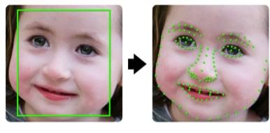The programme uses facial mapping to spot rare diseases