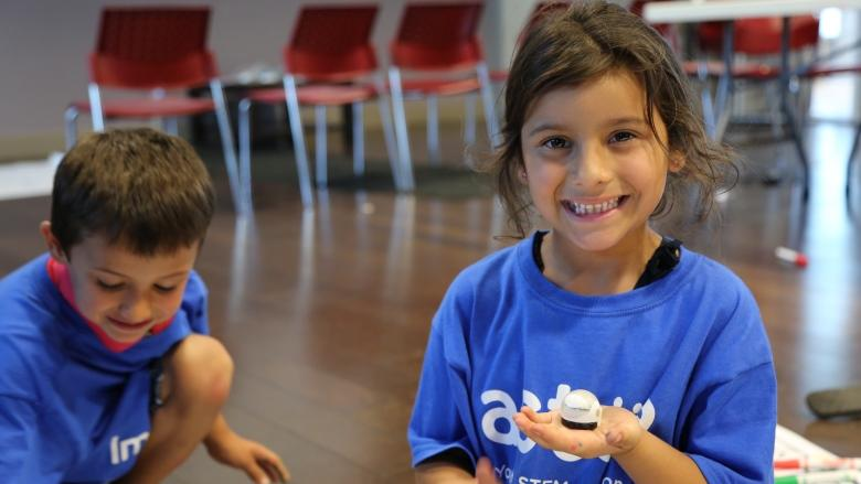 Aamjiwnaang day camp fosters interest in science, technology, engineering and math
