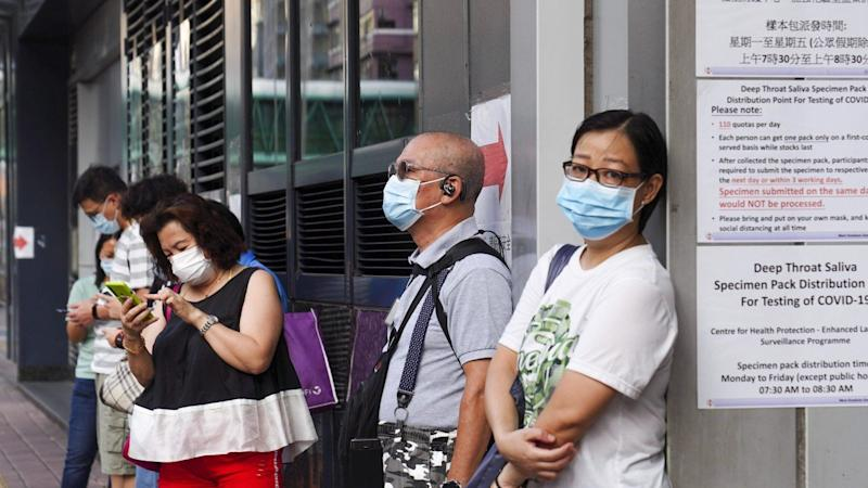Hong Kong records 27 new coronavirus cases, as residents and staff of two care homes face quarantine
