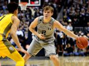 Razorbacks in top group for Georgetown transfer Mac McClung