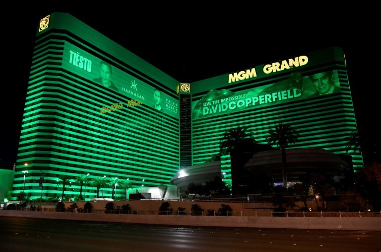 Boxing could be back in Las Vegas, Nevada, in June, where casinos were shuttered in March because of the coronavirus pandemic