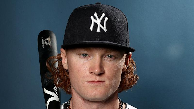 Yankees GM Brian Cashman says Clint Frazier will probably be sent down when Aaron Hicks returns