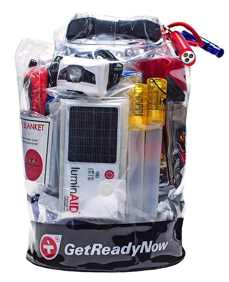 GetReadyNow Personal 72-Hour Grab & Go Survival Kit (Photo: Amazon)