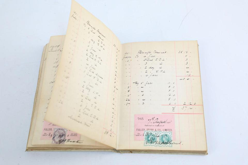 <p>This historic pub log book details the transactions between landlord William Granger and supplier John Fuller and Co, providing a unique insight into what was purchased between 1900 and 1902. <br></p>