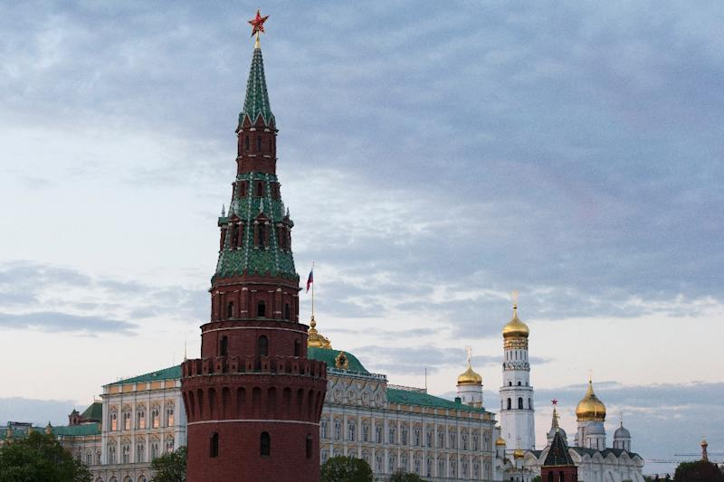 "The Kremlin had already shrugged off accusations by the Hillary Clinton campaign that Russia was involved in the embarrassing leak of emails meant to help Republican presidential candidate Donald Trump as ""absurd"""