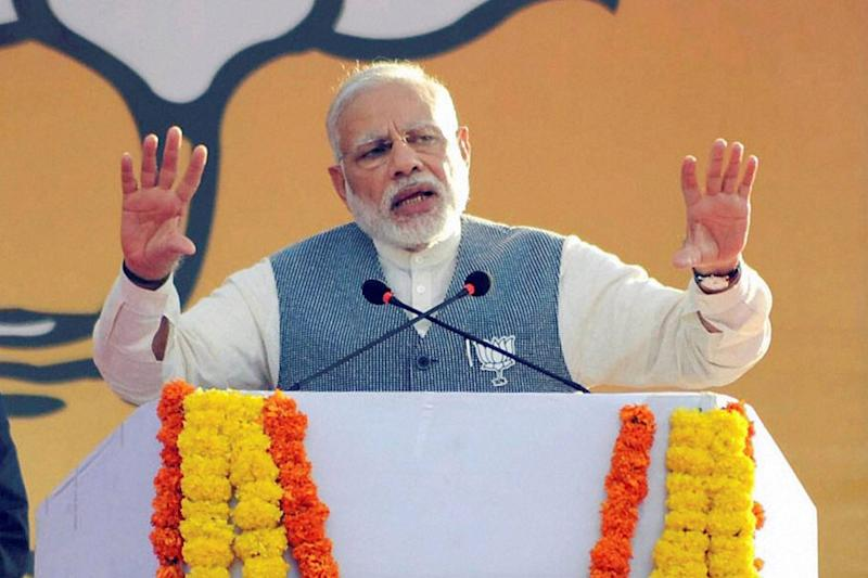 PM Modi to Make Tripura His 'Debut' Today as BJP Aims for Saffron Bloom in North East