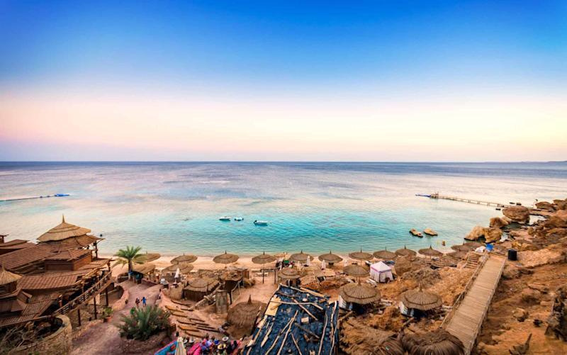 Sharm el Sheikh has long been popular with UK holidaymakers - NeonJellyfish