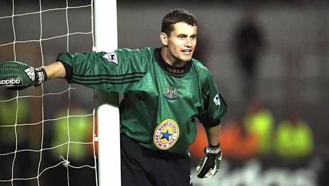 <p>40-year-old Given has made over 400 Premier League appearances between his time with Blackburn Rovers, Newcastle, Manchester City, Aston Villa and Stoke and is one of very few currently playing the league to have begun their careers in the 1990s.</p> <br><p>The veteran stopper is also the Republic of Ireland's second most capped player of all time.</p>