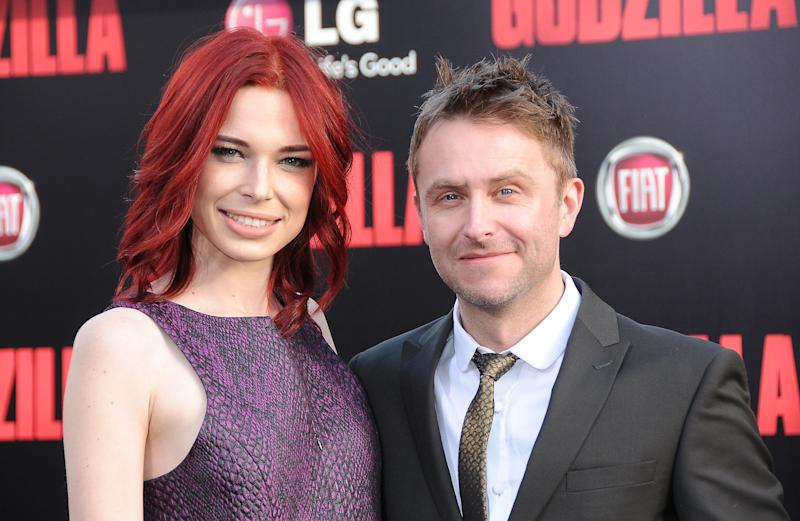 Chris Hardwick Erased From Nerdist Site After Chloe Dykstra's Sexual Abuse Claim