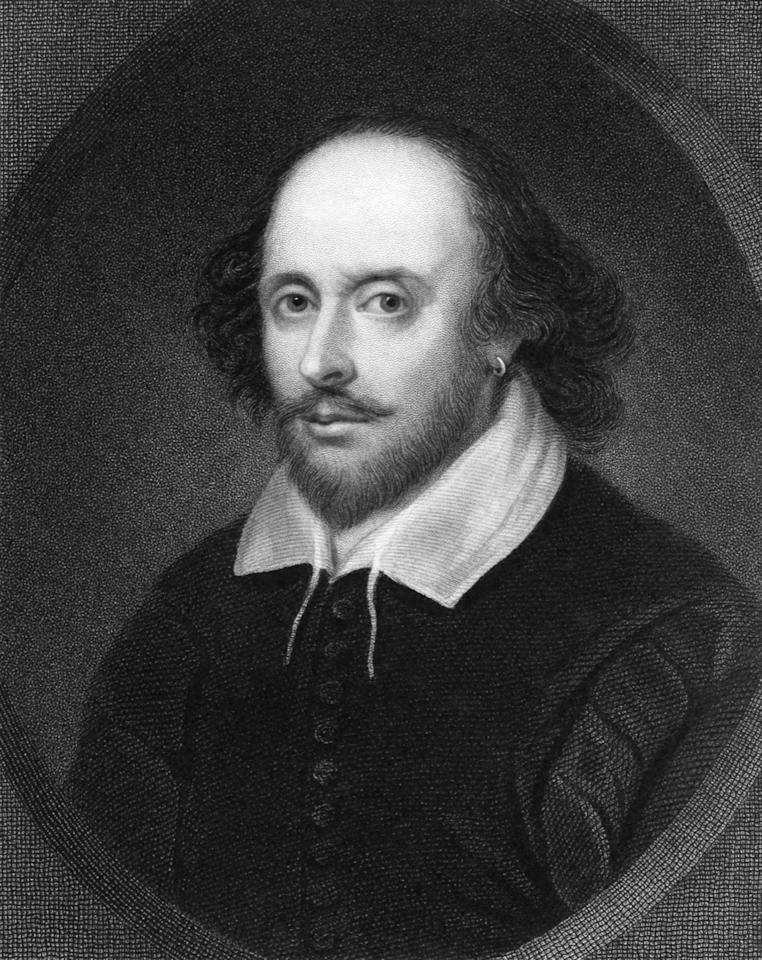 """<strong>William Shakespeare</strong> had a flair for the dramatic, but he also relied on some tried and true tropes, including the ways he killed off his characters. When <a href=""""https://www.theguardian.com/culture/ng-interactive/2016/apr/22/william-shakespeares-legacy-analysed"""" target=""""_blank""""><i>The Guardian</i></a> broke down data from <a href=""""http://www.opensourceshakespeare.org/"""" target=""""_blank"""">Open Source Shakespeare</a> in 2016, they found that the majority of fatalities (54 out of the 100 deaths in all of his plays) were due to stabbings. The second most common cause of death was being poisoned, although just four characters met their maker this way."""