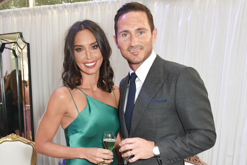 LONDON, ENGLAND - JUNE 06: Christine Bleakley (L) and Frank Lampard attend the Glamour Women of The Year Awards 2017 in Berkeley Square Gardens on June 6, 2017 in London, England. (Photo by David M Benett/Dave Benett/Getty Images)