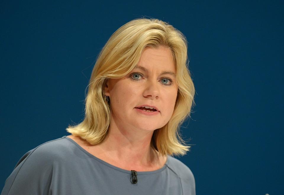 """Ms Greening said Eton pupils may not be as """"impressive"""" as those at less salubrious schools (Picture: PA)"""