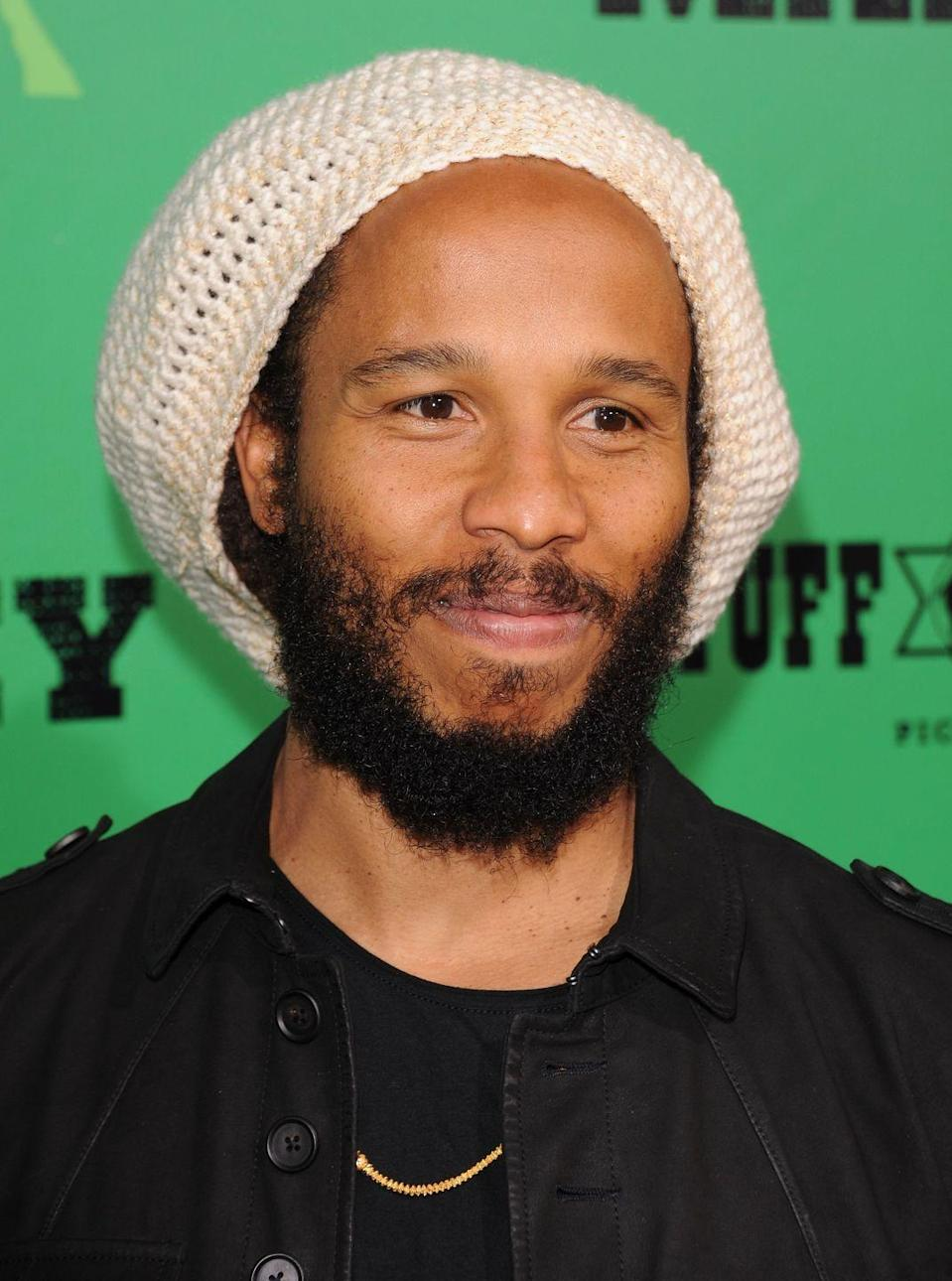 """<p><strong>Famous parent(s)</strong>: musician Bob Marley<br><strong>What it was like</strong>: """"I grew up with Dad before he was this well-known person. I was born before he was famous, you know?"""" he <a href=""""http://people.com/music/ziggy-marley-remembers-life-reggae-icon-dad-bob-marley-just-my-father/"""" rel=""""nofollow noopener"""" target=""""_blank"""" data-ylk=""""slk:said"""" class=""""link rapid-noclick-resp"""">said</a>. """"We grew up seeing just my father, a working musician with ideas and messages and ups and downs."""" </p>"""
