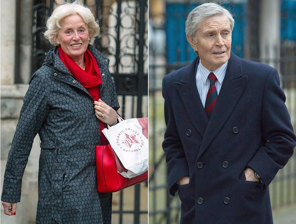 <em>Devastated – Mrs Owens is said to be devastated by the ruling, which means she has to stay married to husband Hugh (Picture: PA)</em>