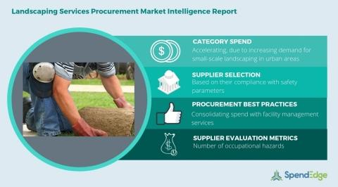 Landscaping Services: Procurement Research, Market Intelligence, Supply Market Forecasts, Cost Drivers, Trends, Category Management Insights Now Available from SpendEdge