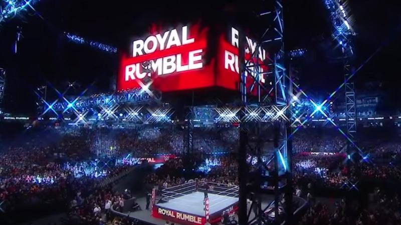 WWE Royal Rumble results: Edge returns, Lesnar dominates, McIntyre and Charlotte punch their ticket to WrestleMania