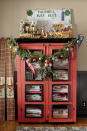 """<p>While some rooms need particular Christmas staples like <a href=""""https://www.countryliving.com/home-design/decorating-ideas/tips/g1251/trim-christmas-trees-1208/"""" rel=""""nofollow noopener"""" target=""""_blank"""" data-ylk=""""slk:trees"""" class=""""link rapid-noclick-resp"""">trees</a> and stockings, other areas, like hallways, entryways, and cozy corners, call for a little more creativity. But if there's one Yuletide piece that works all over, it's a string of <a href=""""https://www.countryliving.com/diy-crafts/g658/christmas-garlands-1208/"""" rel=""""nofollow noopener"""" target=""""_blank"""" data-ylk=""""slk:fresh greenery"""" class=""""link rapid-noclick-resp"""">fresh greenery</a>.</p><p><a class=""""link rapid-noclick-resp"""" href=""""https://www.amazon.com/Vickerman-Unlit-Camden-Fir-Garland/dp/B0029OL3H4/?tag=syn-yahoo-20&ascsubtag=%5Bartid%7C10050.g.1247%5Bsrc%7Cyahoo-us"""" rel=""""nofollow noopener"""" target=""""_blank"""" data-ylk=""""slk:SHOP GARLAND"""">SHOP GARLAND</a></p>"""