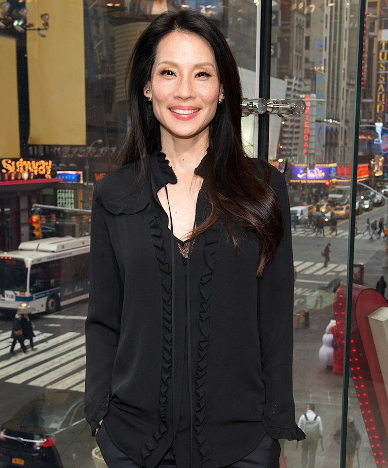 Lucy Liu Opens Up About Her Journey To Motherhood I Know People Had Opinions About How It Was Done