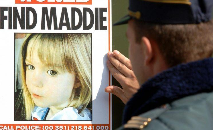 The Madeleine McCann investigation has been going on for 10 years (PA Images)