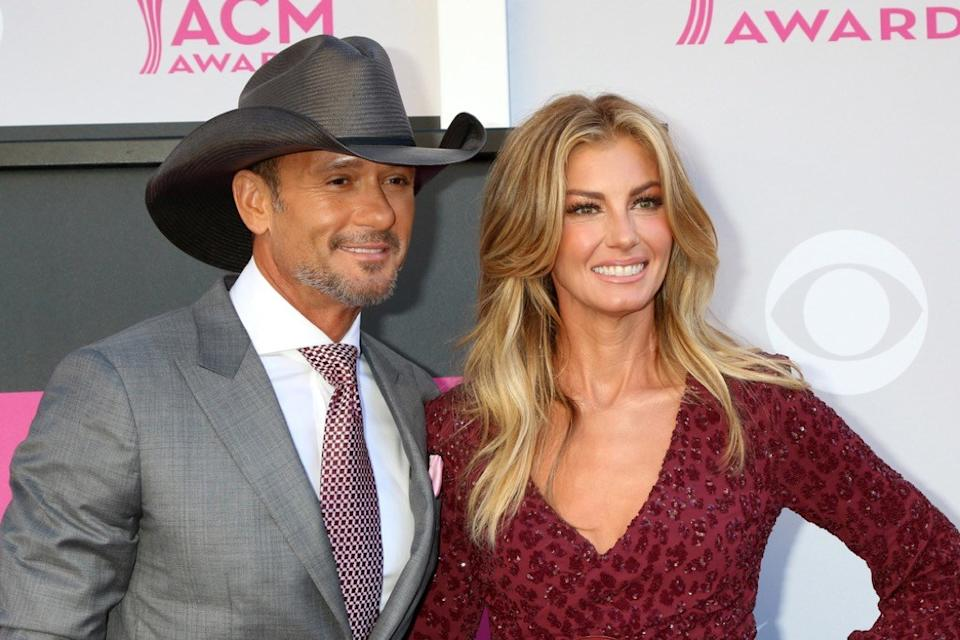 Tim McGraw marriage advice