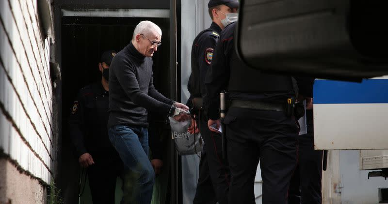 Russia jails Gulag historian for 13 years, overturns earlier sentence