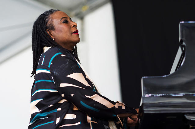 <p>Geri Allen was a jazz pianist and composer. She died June 27 of cancer. She was 60.<br> (Photo: Getty Images) </p>