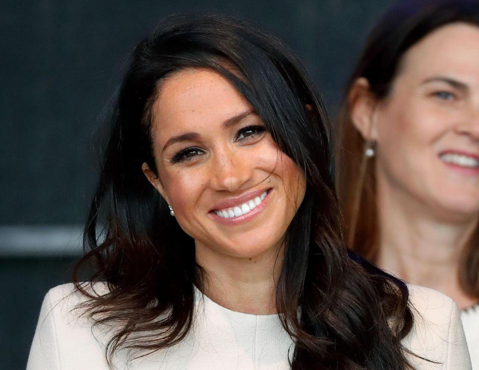 "<p>""You see photos on social media and you don't know whether she's born with it or maybe it's a filter. Your judgement of your sense of self-worth becomes really skewed when it's all based on likes,"" Meghan said <a href=""https://www.independent.co.uk/life-style/meghan-markle-social-media-mental-health-self-worth-new-zealand-a8608331.html"" rel=""nofollow noopener"" target=""_blank"" data-ylk=""slk:on her trip with Prince Harry to New Zealand"" class=""link rapid-noclick-resp"">on her trip with Prince Harry to New Zealand</a> in October 2018.</p>"